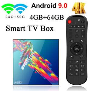 A95X-R3-Smart-Android-9-0-TV-Box-RK3318-Quad-Core-4GB-64GB-UHD-4K-H-265-5G-Wifi