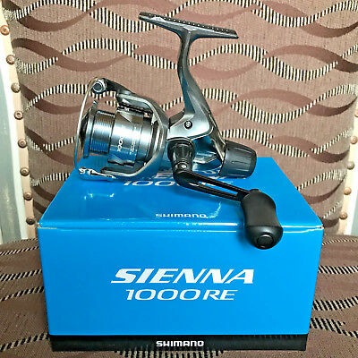 Sienna 2500 RE Shimano Angelrolle Station/ärrolle