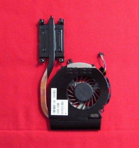 HP 15-D SERIES COOLING FAN AND HEATSINK GENUINE 747241-001 USED