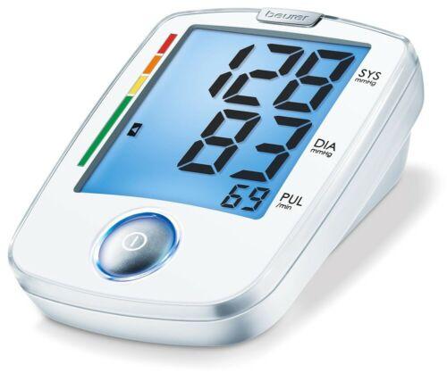 Beurer BM 44 vollautomatisches Blutdruck und Pulsmessgerät Ein-Knopf-Bedienung