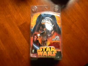 Star Wars Revenge Of The Sith Darth Vader Duel At Mustafar Lava Reflection 653569105114 Ebay