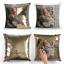 Personalised-Sequin-Cushion-Magic-Mermiad-Photo-Reveal-Pillow-Case-amp-Insert thumbnail 4