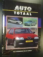 Auto Totaal, Alfa Romeo (ABA - AME)