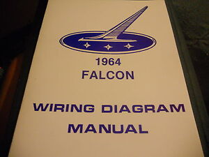 1964 ford ranchero wiring diagram manual image is loading 1964 ford ranchero wiring diagram manual