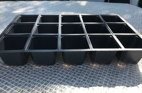 15 CELL SEED TRAY INSERTS X 20