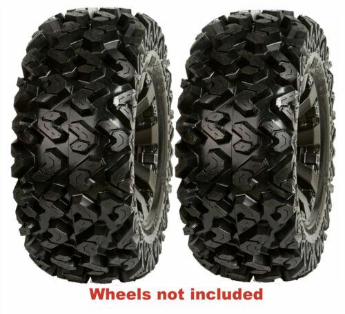 New Sedona 26x10-12 26-10-12 Rip Saw 6-Ply Radial ATV UTV Tires 2