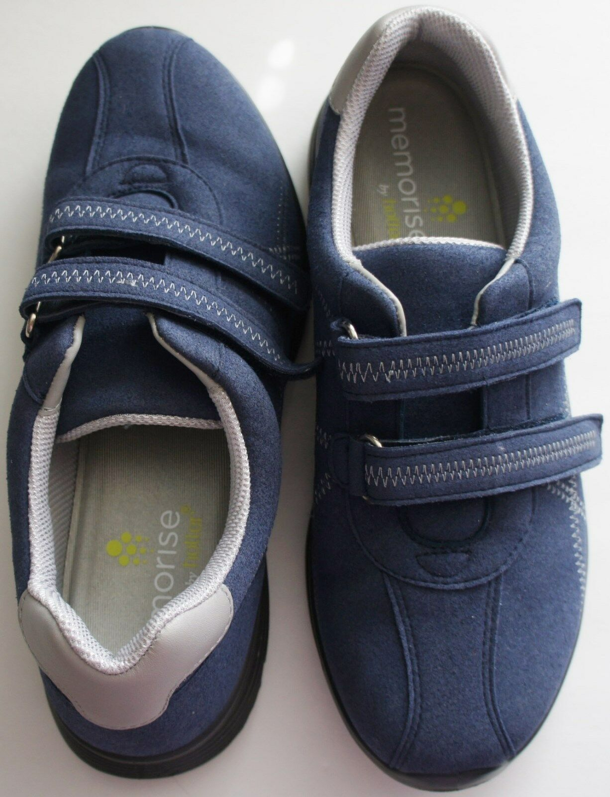 Memorise by Hotter Astrid shoes Women size 8 Made in England