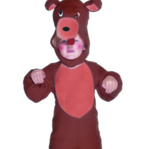Donkey Kids Fancy Dress Nativity Animal Boys Girls Christmas Costume Outfit