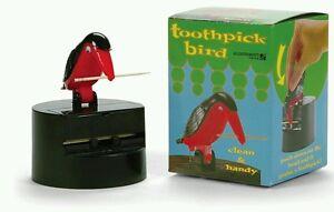 TOOTHPICK-DISPENSER-Silly-Fun-Novelty-Joke-Nostalgic-Gift-Gags-Christmas