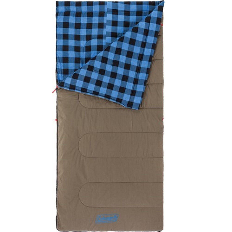 Coleman  Autumn Trails 20 Degree Sleeping Bag  hot sports
