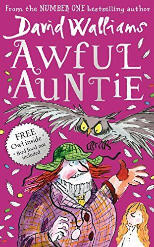 Awful Auntie By David Walliams