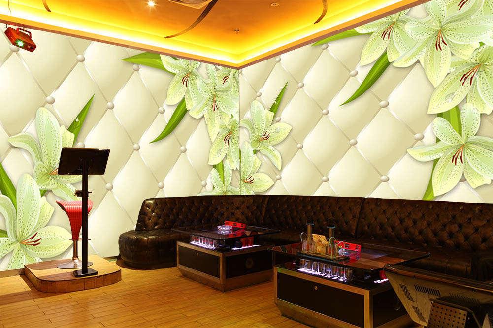 The Flower Of Life 3D Full Wall Mural Photo Wallpaper Printing Home Kids Decor