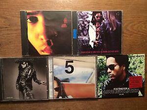 Lenny-Kravitz-5-CD-Alben-Mama-Said-Let-Love-rule-Are-you-Love-Revolution