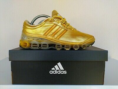 Adidas Bounce Gold Limited Edition Shoes   eBay