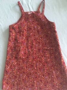 e2fca2ee3 Vintage Gymboree Apple for Teacher Jumper Dress Girls Corduroy ...