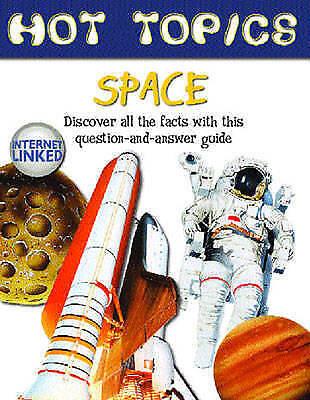 """VERY GOOD"" Hot Topics: Space, Barnham, Kay, Ford, Harry, Book"