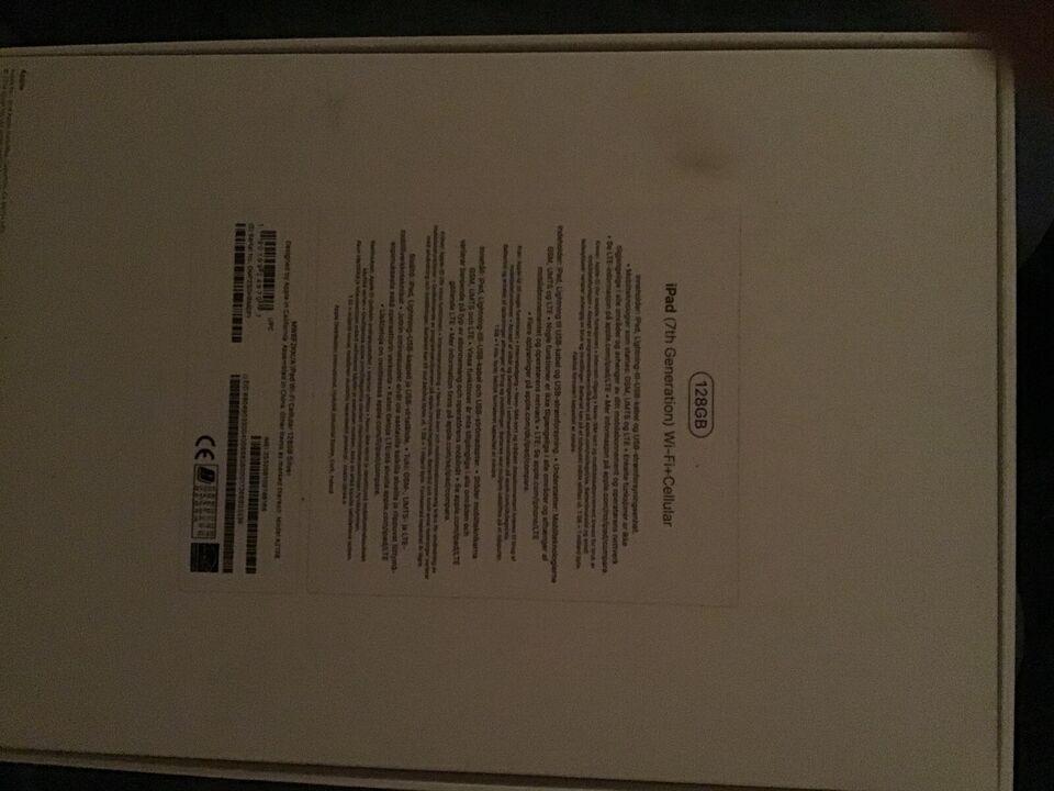 iPad Pro 3, 128 GB, hvid