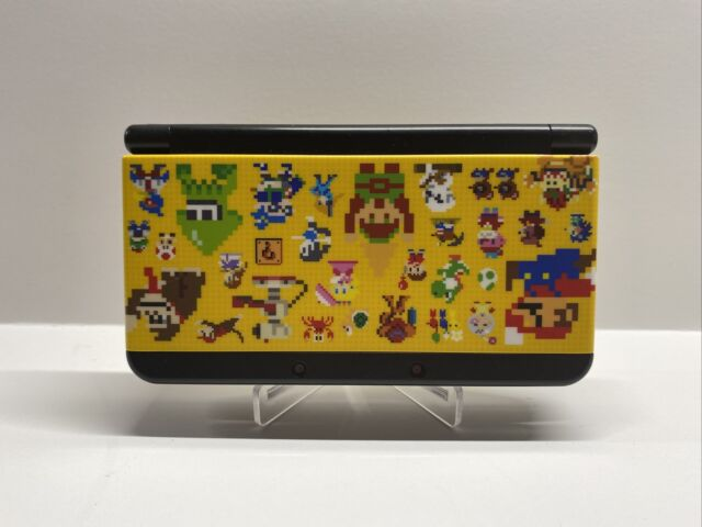 """new"" Nintendo 3DS XL Super Mario Black Friday Special Edition"