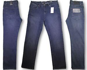 ORIGINAL-Carlo-Colucci-Herren-STRETCH-Jeans-Hose-ENRICO-Blue-Black-Antik
