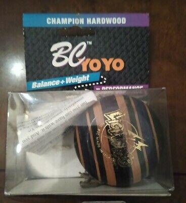 BC Spitfire Champion Hardwood Yo-Yo