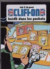 TURK & DE GROOT. Clifton Inédit dans les Pockets 1 Cartonné. Tirage limité 2016.