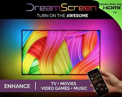 DreamScreen Smart LED backlighting. Bluetooth Version Xtreme Size