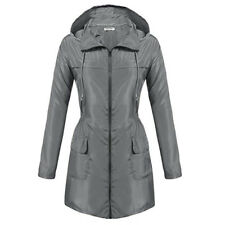 e02e4d9d146e4 item 3 Womens Waterproof Jacket Trench Coat Slim Long Raincoat For Outdoor  Rain Hoodies -Womens Waterproof Jacket Trench Coat Slim Long Raincoat For  Outdoor ...