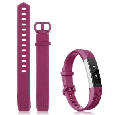 S/L Silicone Replacement Wrist Band Strap For Fitbit Alta & Alta HR Wristband