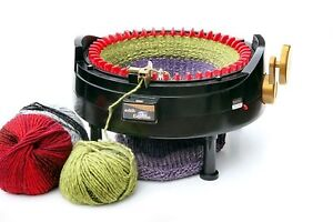 ADDI EXPRESS KING SIZE 46 needles + accessories Knitting ...