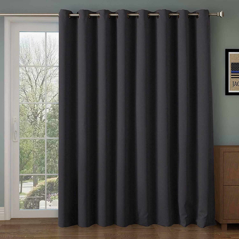 Patio Door Curtain