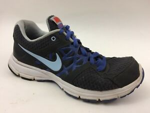 quality design 932f7 b42b6 Details about NIKE Womens 8.5 Med AIR RELENTLESS 2 Running Shoes 512083-013  Blue Gray Sneakers
