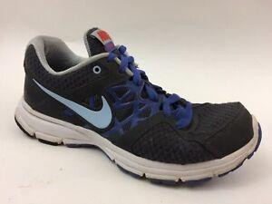 Nike Black and White Air Relentless 3 Sneakers Size US 10 Regular (M, B)