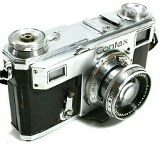 Zeiss Ikon Contax II 35mm Rangefinder Film Camera for sale