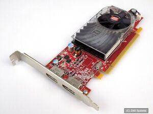 256mb w459d de Dell 0w459d ATI Radeon hd3470 PCI-e tarjeta gráfica 2x DP DisplayPort 1a