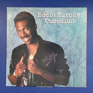 EDDIE-MURPHY-Comedian-FC39005-LP-Vinyl-VG-near-Cover-VG