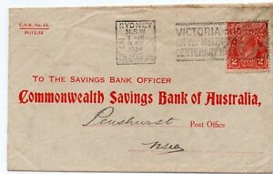 POSTAL-HISTORY-RARE-LETTER-FROM-COMMONWELTH-BANK-OF-AUSTRALIA-ON-14-04-1934