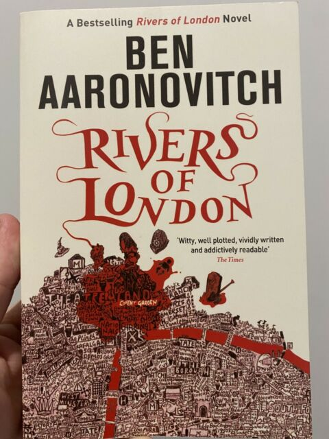 Rivers of London by Ben Aaronovitch (Paperback, pre-owned)