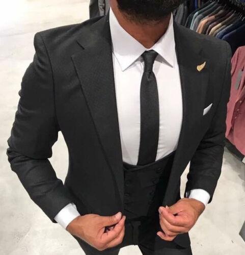 Fit uomo lavoro da Giacca Business firmata da Black 56 Slim Vest HwzA5qtAP