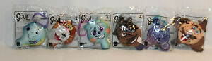 SOUL Happy Meal Toys 2020 #1-6 & Complete Set McDonalds Pixar Disney 1 2 3 4 5 6