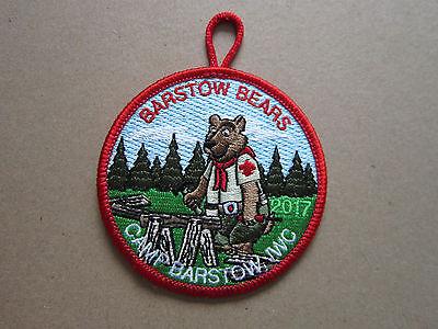 Eagle Scout Camp Joy 2017 BSA Cloth Patch Badge Boy Scouts Scouting L2K