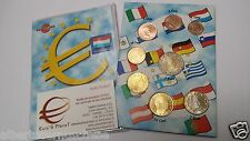 2011 Lussemburgo 8 monete 3,88 EURO fdc luxembourg luxemburg Luxemburgo