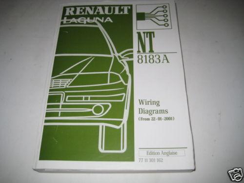 Wiring Diagrams  Wiring Diagramms Renault Laguna