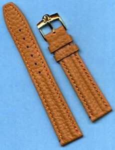 bracelet cuir montre 18mm