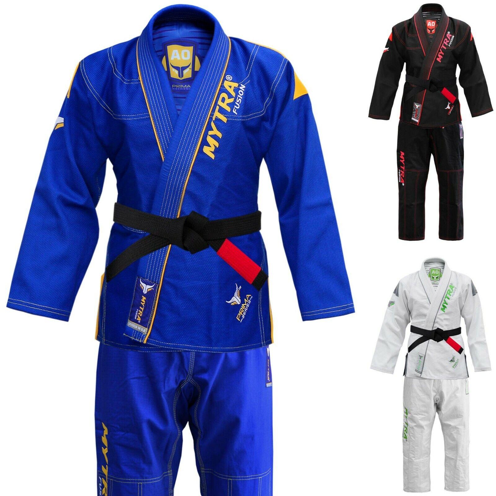 Mytra Fusion Jiu Jitsu Prima Uniform und Kampfkunst Jiu Jitsu Gi Anzug