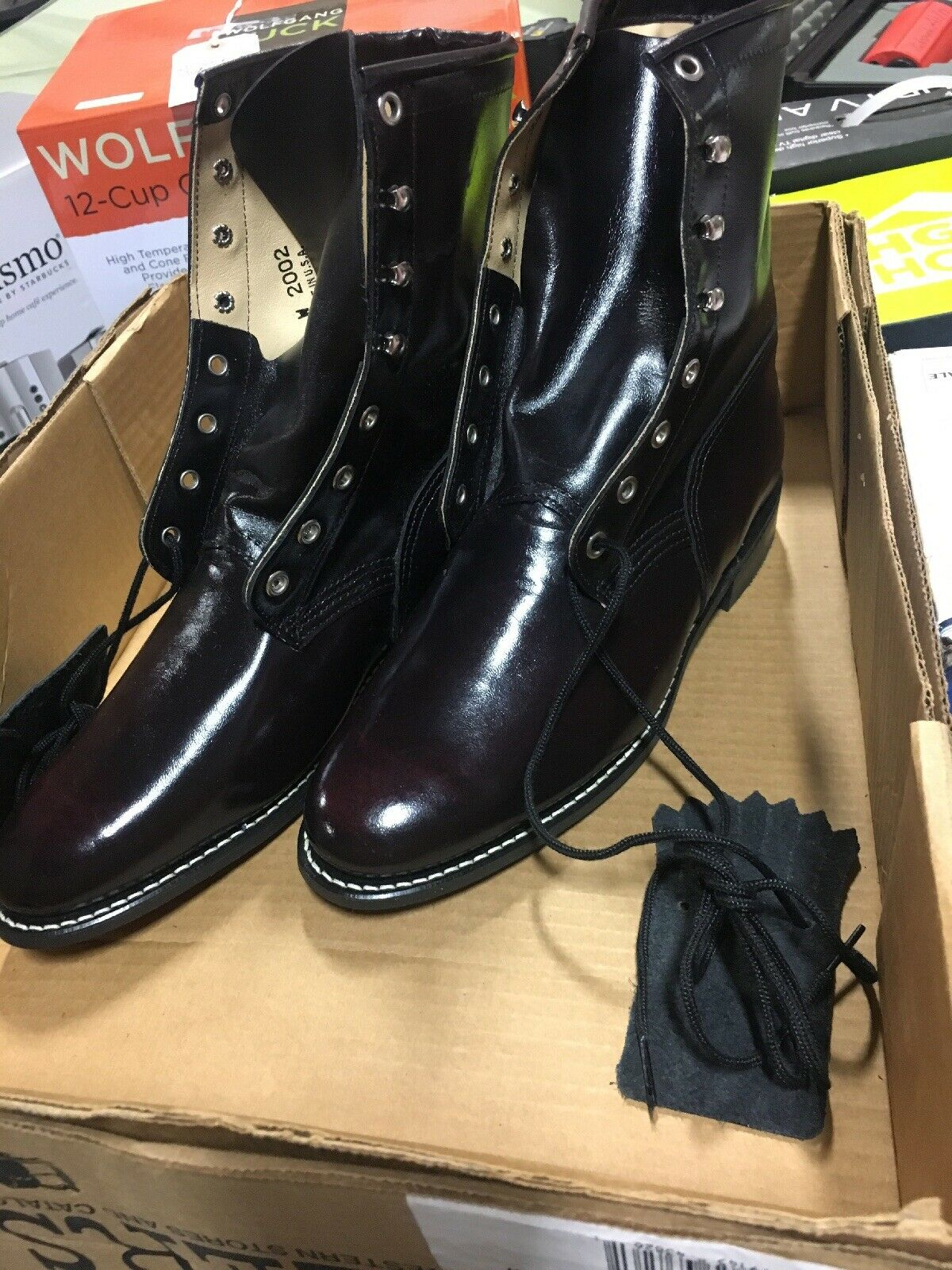 Sheplers Cowboy Boots Woman  Size 9