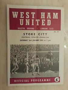 1965-66-Football-League-WEST-HAM-v-STOKE-CITY-30th-October