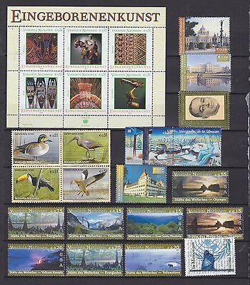 Uno Wien Postfrisch Jahrgang 2003 Weitere Rabatte üBerraschungen
