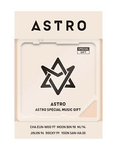 Details about ASTRO - 2018 ASTRO Special Single Album KIHNO KIT+Free  Gift+Tracking no