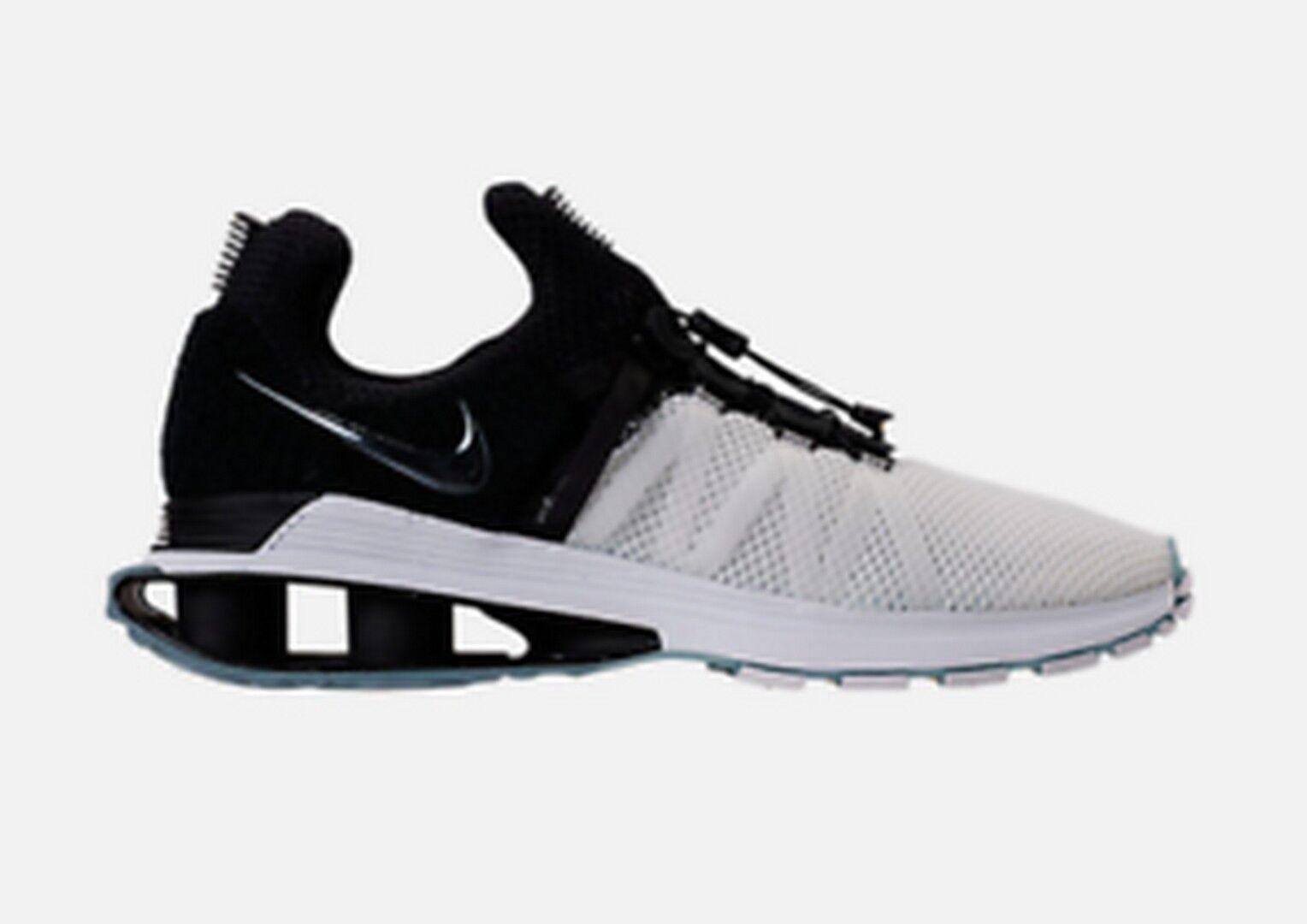 Nike Shox Gravity Black White AR1999-101 Running shoes Men's - - - Size 10 efa445