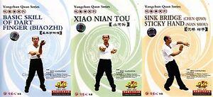 Traditional-martial-arts-Wing-Chun-Kungfu-Yong-Chun-Series-by-Lu-Baijun-3DVDs
